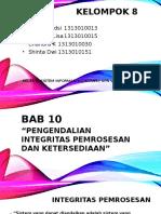 Sistem Informasi Akuntansi Bab 10