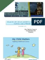 Cancer Infantil 2004-2013