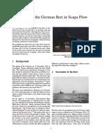 Scuttling of the German Fleet in Scapa Flow