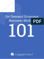 On Demand Economy Business Model