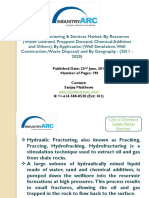 Hydraulic Fracturing Services Market