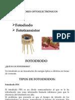 FOTODIODOS-TIPOS