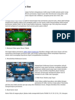 Tips Main Poker On line