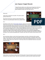 Tips Main Poker Game Supaya Unggul Banyak