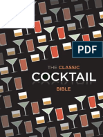 The Classic Cocktail Bible (2012)