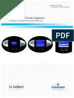 Liebert ICom PEX User Manual