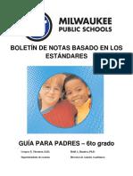 Spanish Handbook Gr 6