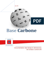 [Base Carbone] Documentation Générale v11.0