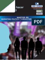 MASTER EN MARKETING POLITICO Y CONSULTORIA ESTRATEGICA