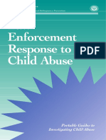 US DOJ Law Enforcement Response to Child Abuse