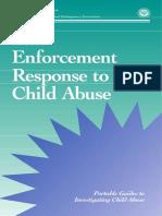 US DOJ Law Enforcement Response to Child Abuse