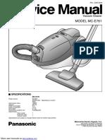 MC-E761 Service Manual