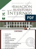formacion auditores