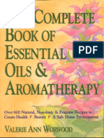 Complete Book of Essential Oils & Aromatherapy - V Alerie Worwood