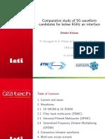 5g Waveform Comparative Study Below 6ghz Ktenas Cea Leti