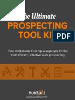 Prospecting Tool Kit V1