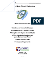 Enquadramento Legal IPI-ICMS