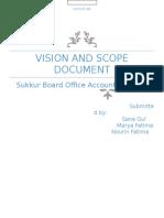 Vision Document