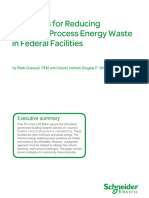 Industrial Process Energy Waste