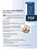 Harrington Grove Highlights Spring 2010 Newsletter