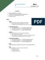 Resumo Prismas Volumes - Matemática