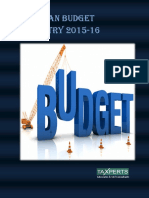 Budget Commentry 2015-16