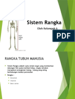 Presentasi Sistem Rangka