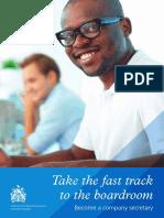 Icsa Fast Track to Boardroom 2015