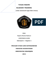 Bladder Training