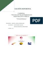 Tp Iniciación Deportiva