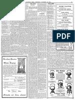 NZ Newspapers Regarding Bible Students - 1904-1929