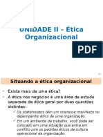 Etica Organizacional