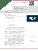 Ley n° 19.968 que Crea los Tribunales de Familia
