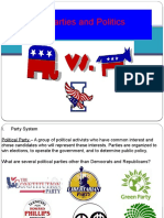 political parties jan 14 2016