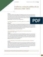 A Mesma Independência-A Atuação Pública de Um Unitário Pernambucano (1822–1823)