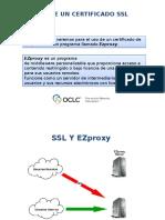 Ssl y Ezproxy