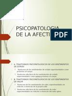 Semiología Afecto