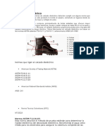 Calzado dieléctrico