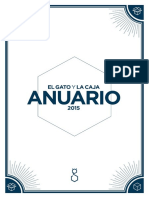 Anuario 2015 - El Gato Y La Caja