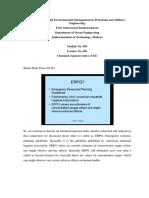 Chemical Exposure Index (CEI)