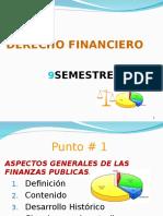 Derecho Financiero Punto 1