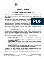 Napotherm Combi Connect Units Intro