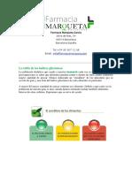 Guia Indice Glucemico