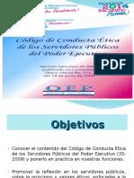 1. Presentación Código de Ética