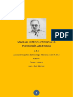 Manual Introductorio a La Psicología Adleriana