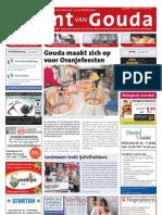 De Krant van Gouda, 16 april 2010