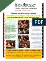 Winter 2015 16 Newsletter