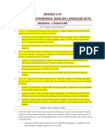 Annotated Grades 9-10 Common Core ELA Standards(2) (1)