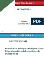 Artropatias