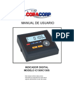 Manual de Usuario IC130